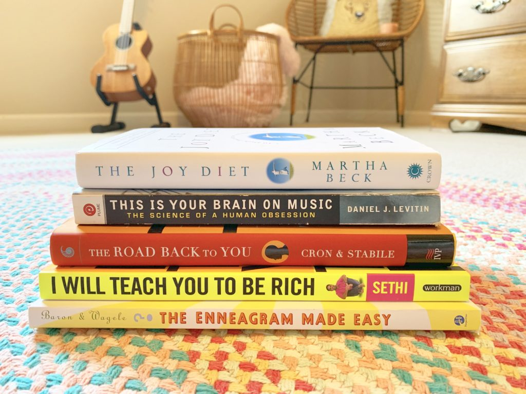 What I'm Reading This Summer | Rachel Rambach | Listen & Learn Music