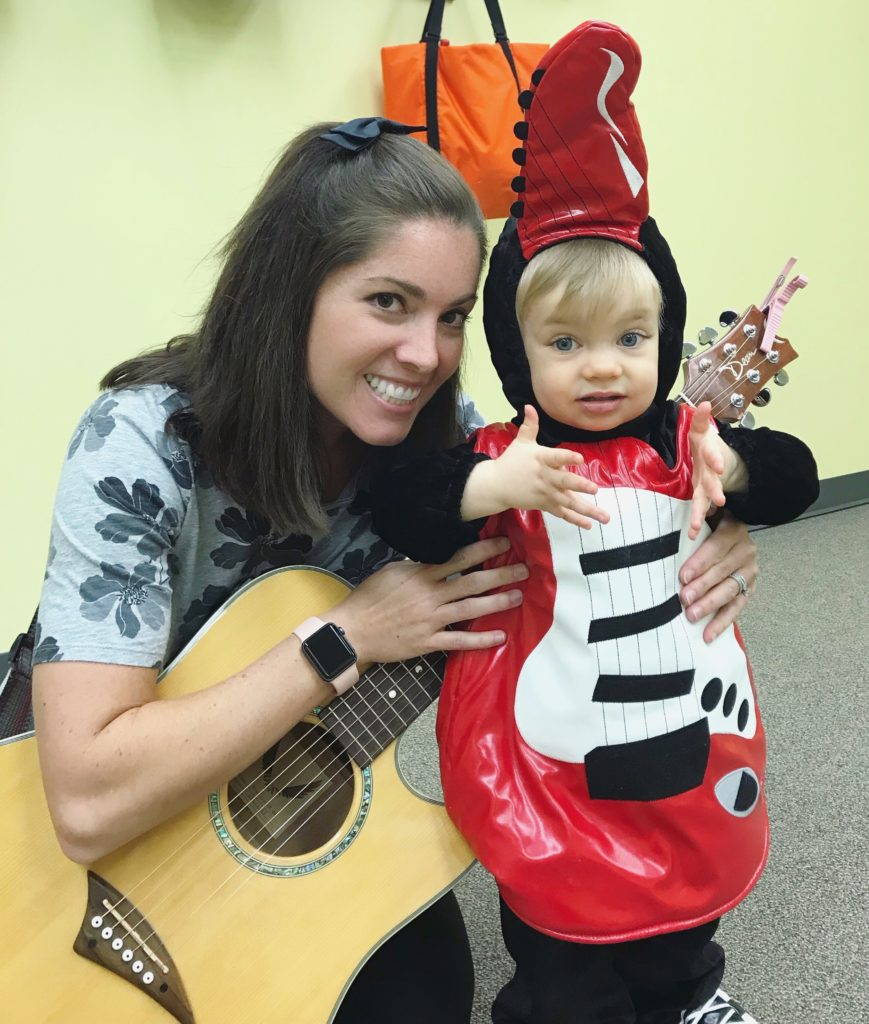 Halloween Music Therapy Sessions & Classes | Listen & Learn Music