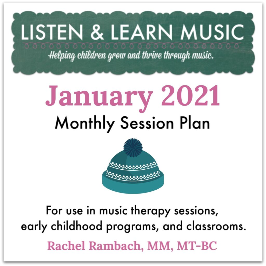 {January 2021} Session Plan