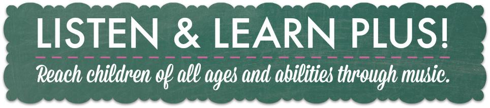 Listen & Learn Plus