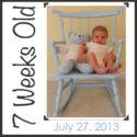 {Parker Weekly} Seven Weeks Old