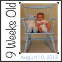 {Parker Weekly} Nine Weeks Old