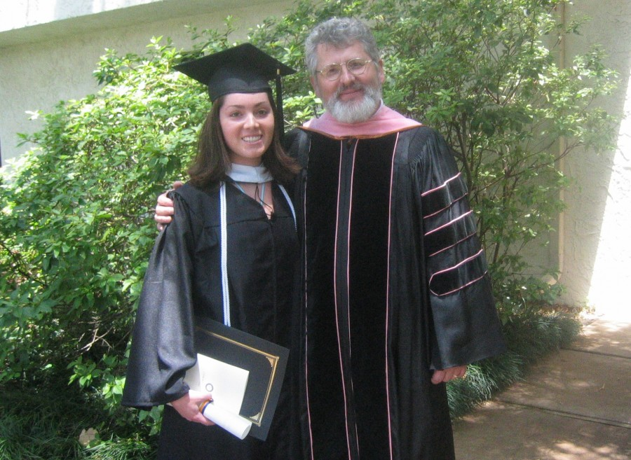 Dr. Sinclair & Rachel on Graduation Day at Rollin College | Listen & Learn Music