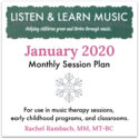 The January Session Plan is Here!