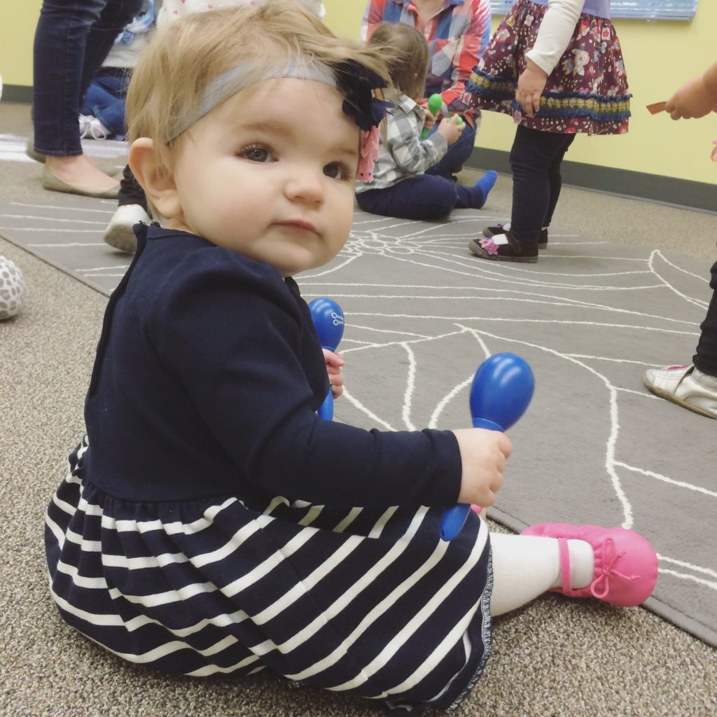 The Tiniest Music Makers: Teaching a Class of Participants All Under 1 Year Old | Listen & Learn Music