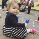 The Tiniest Music Makers: Teaching a Class of Participants All Under 1 Year Old