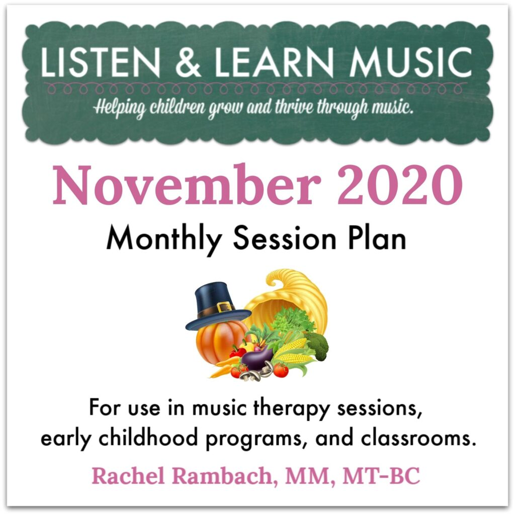 {November 2020} Session Plan