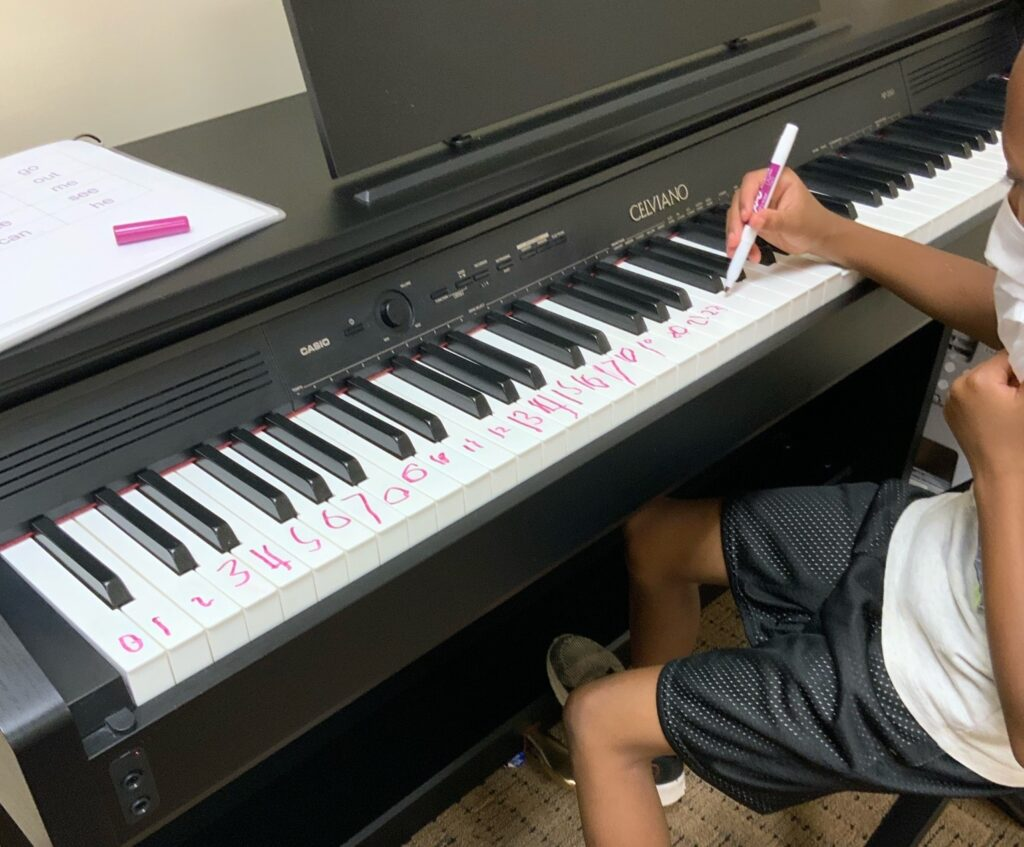Using Instruments to Address Academic Skills | Listen & Learn Music