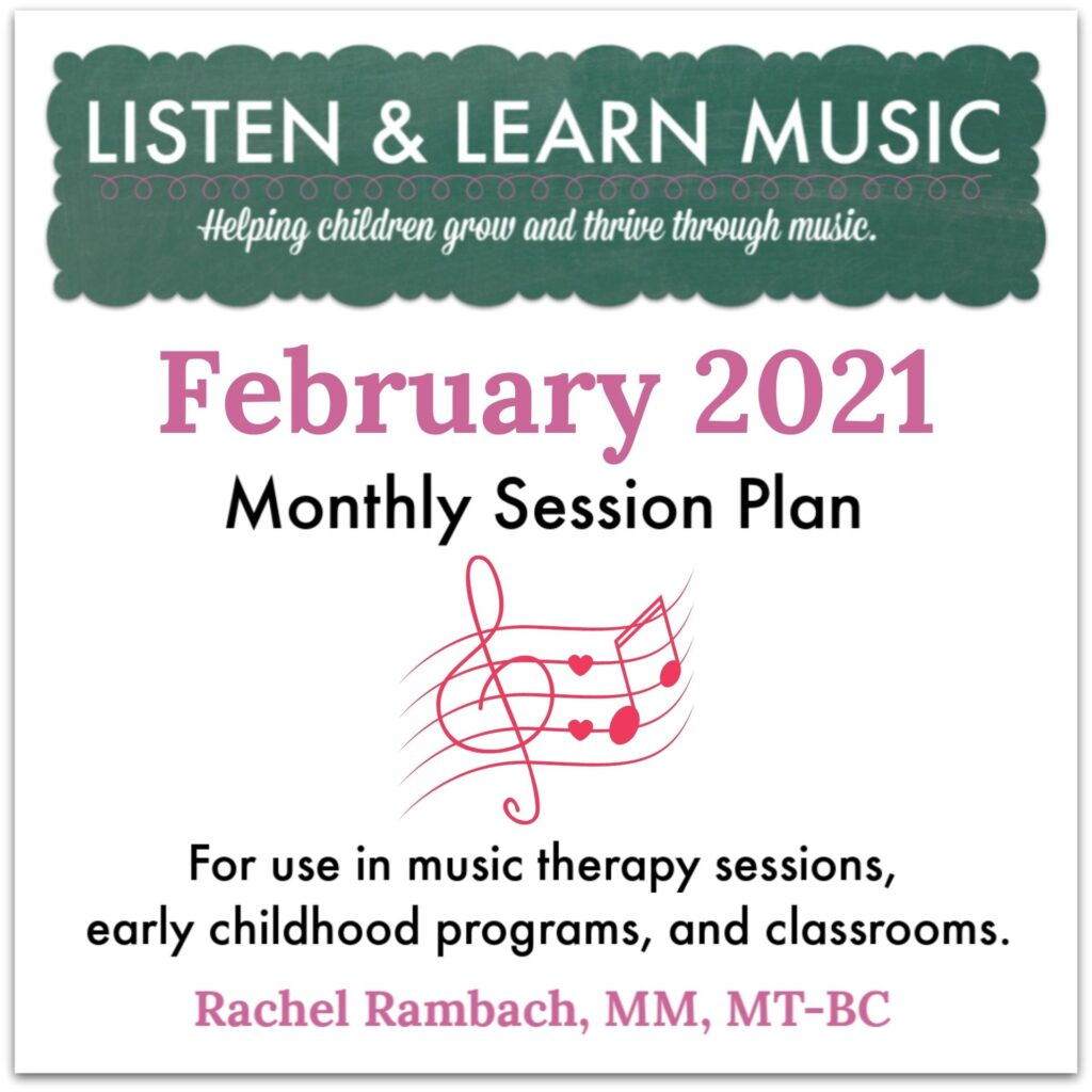 {February 2021} Session Plan