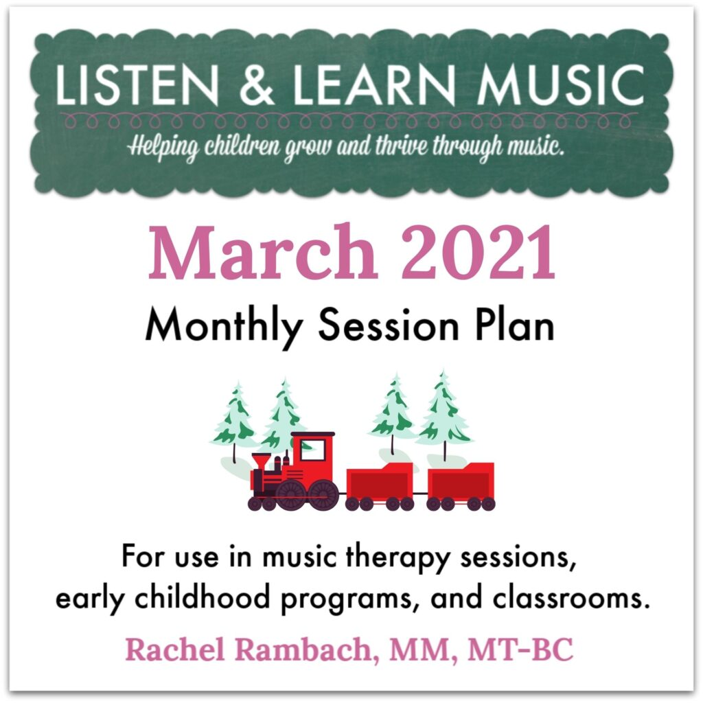 {March 2021} Session Plan