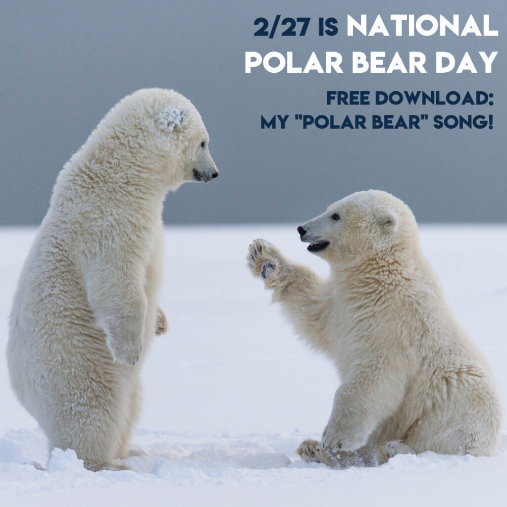 National Polar Bear Day | Listen & Learn Music